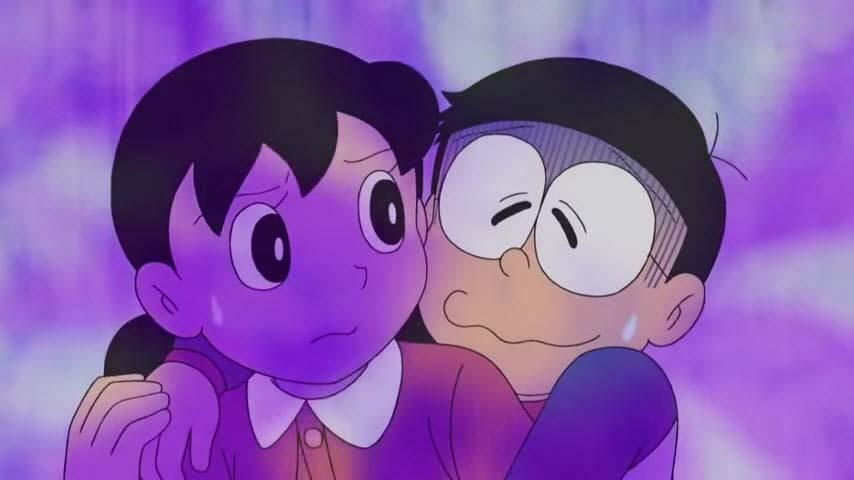 Những hình ảnh của nobita và xuka