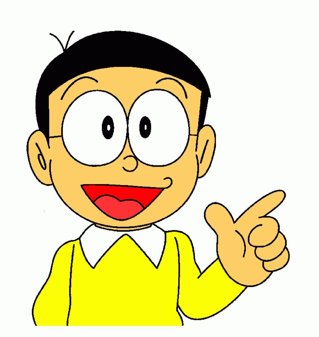 Tải ảnh nobita