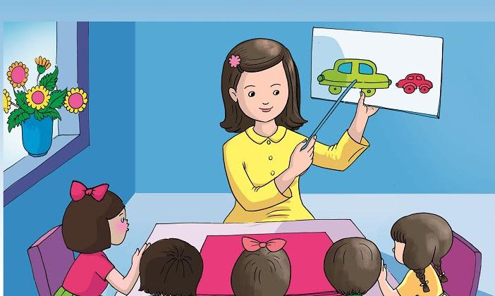 Tranh vẽ đề tài học tập an toàn giao thông