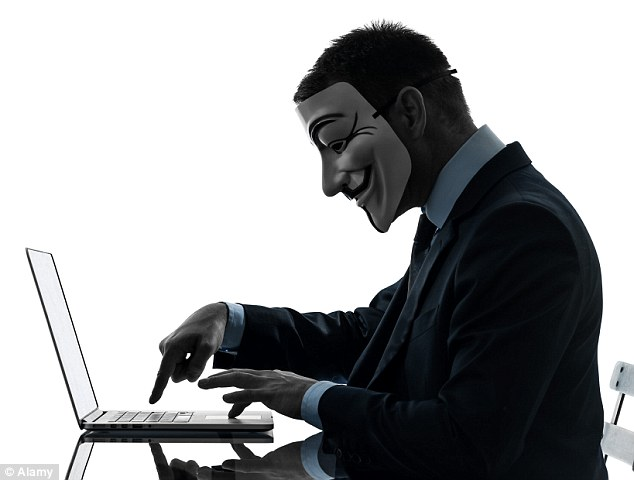 Ảnh đại diện facebook hacker