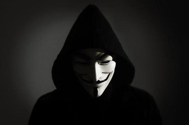 Ảnh hacker đen trắng
