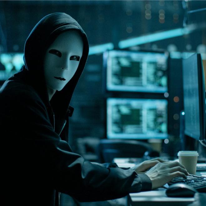 Ảnh hacker