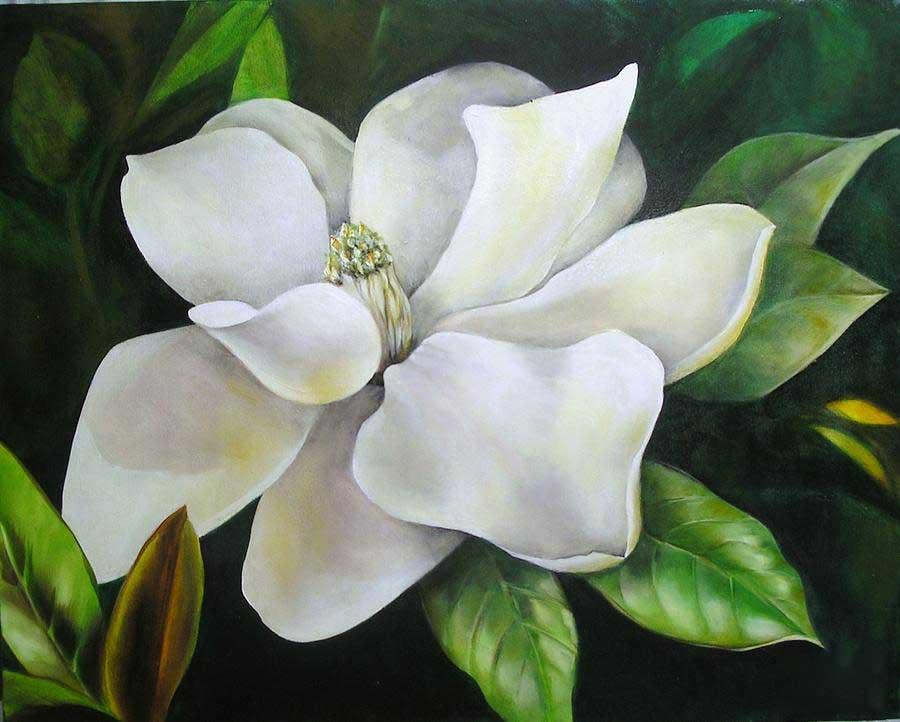 Dầu thơm hoa ngọc lan