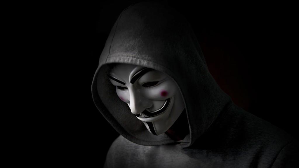 Hình ảnh hacker buồn