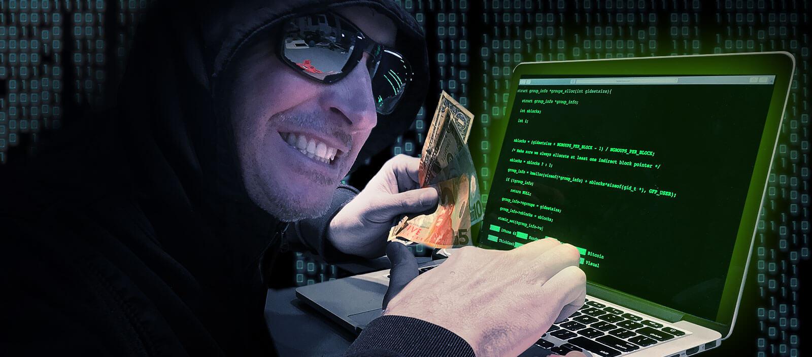 Hình ảnh hacker đời thực