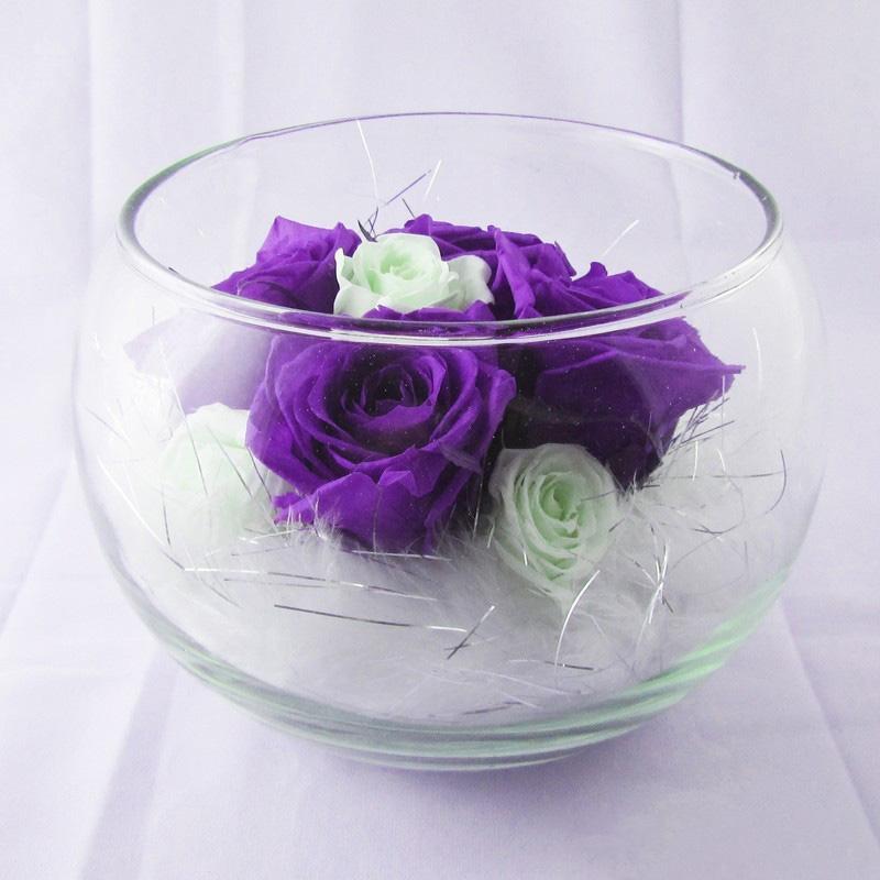 Hình ảnh hoa hồng sen màu tím