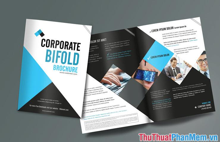 Ý nghĩa của Brochure trong thiết kế đồ họa - 1