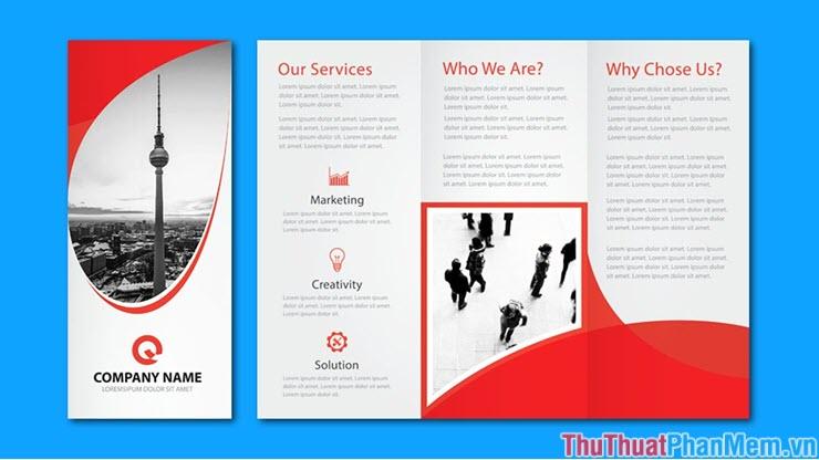 Ý nghĩa của Brochure trong thiết kế đồ họa - 2