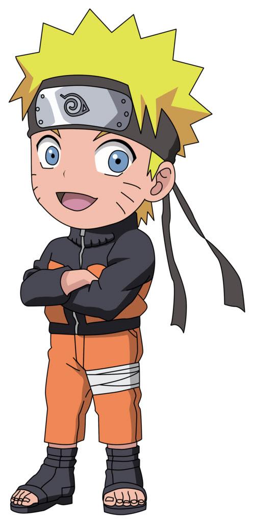 Ảnh Naruto chibi đẹp nhất