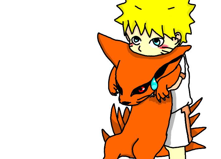 Ảnh Naruto dễ thương
