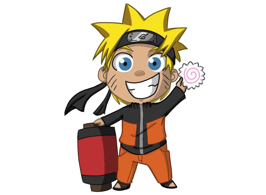 Ảnh Naruto ngộ nghĩnh