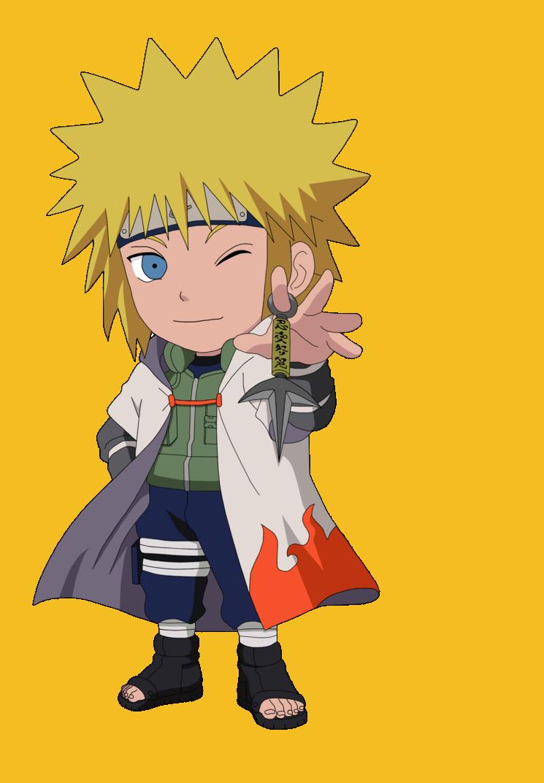 Ảnh Naruto siêu dễ thương