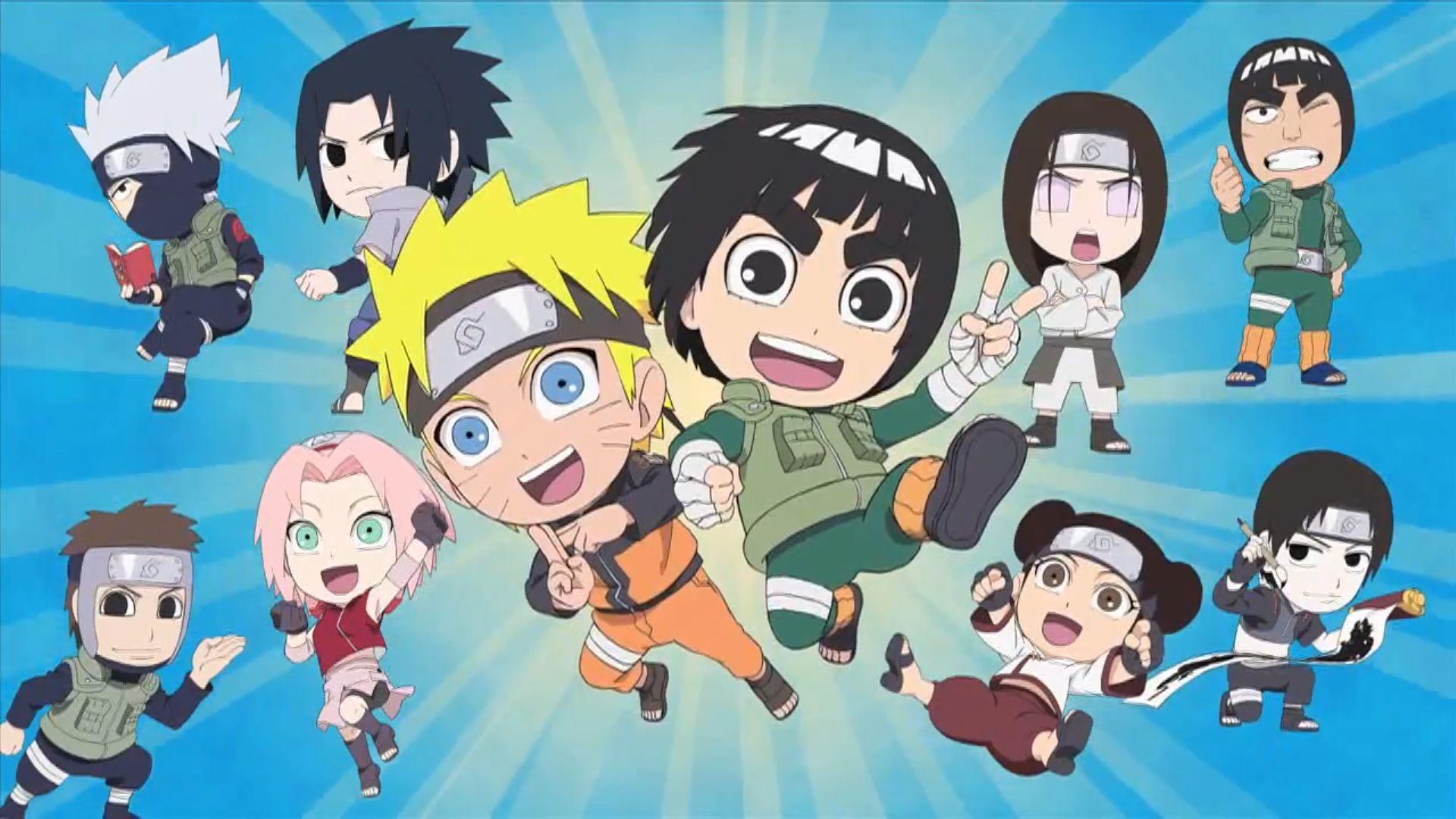 Ảnh phim Naruto