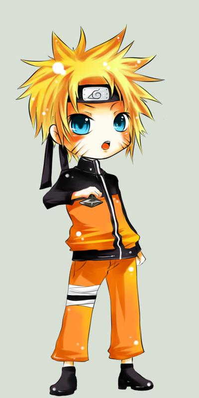 Chibi Naruto đẹp