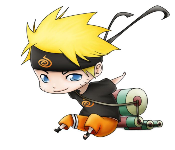 Hình ảnh Naruto Chibi