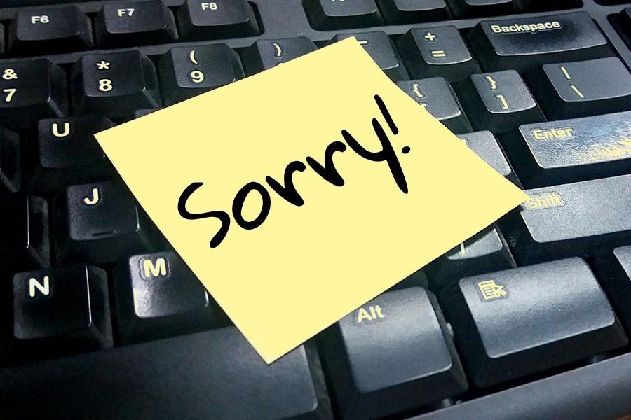 Hình ảnh sorry