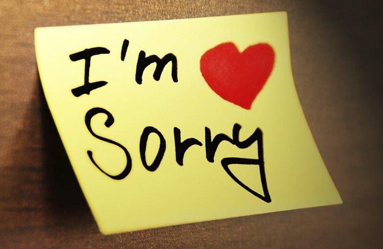 Hình ảnh xin lỗi người yêu (2)