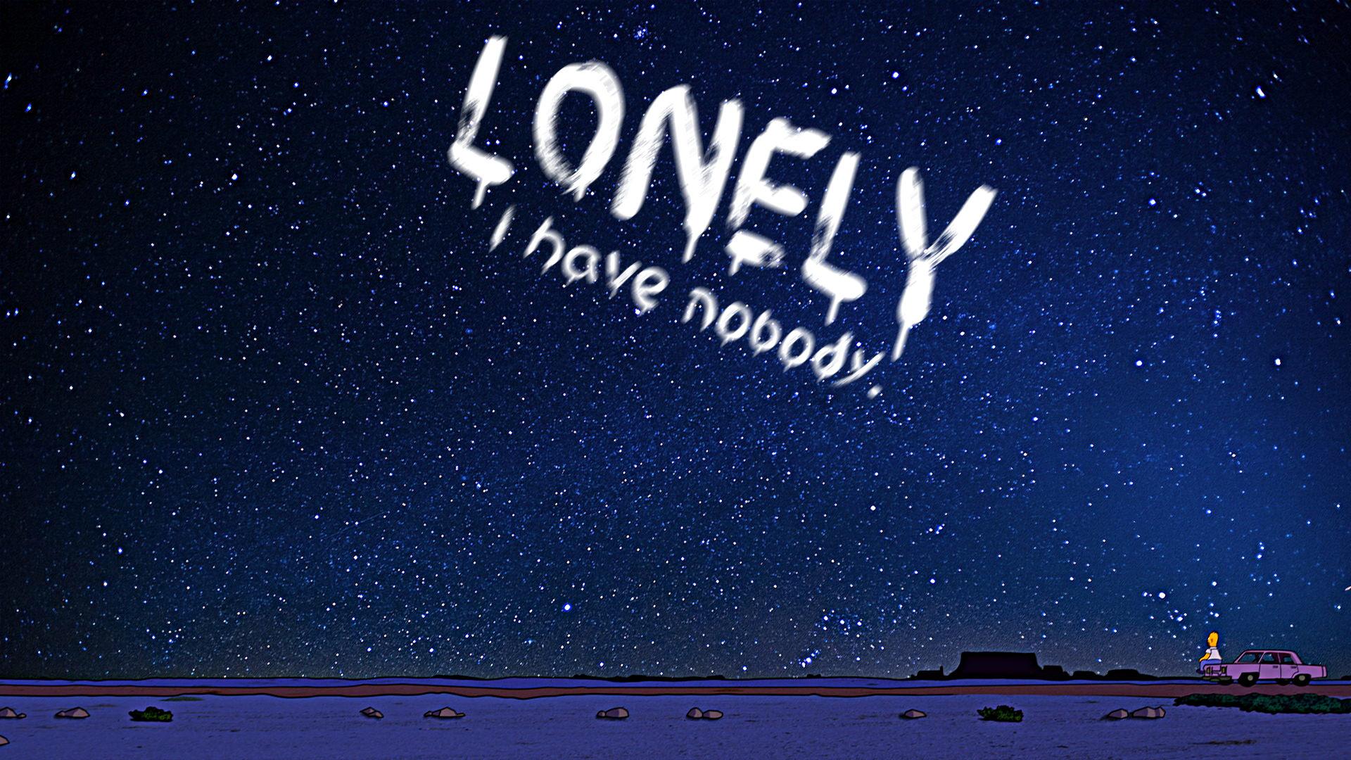 Ảnh bài Facebook cô đơn