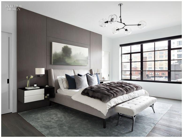 Ảnh mẫu phòng ngủ hiện đại
