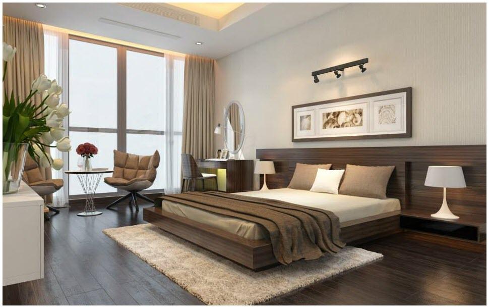 Ảnh mẫu thiết kế phòng ngủ đẹp