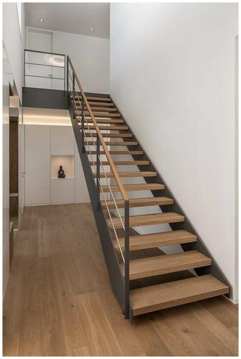Hình ảnh mẫu cầu thang gỗ đẹp nhất