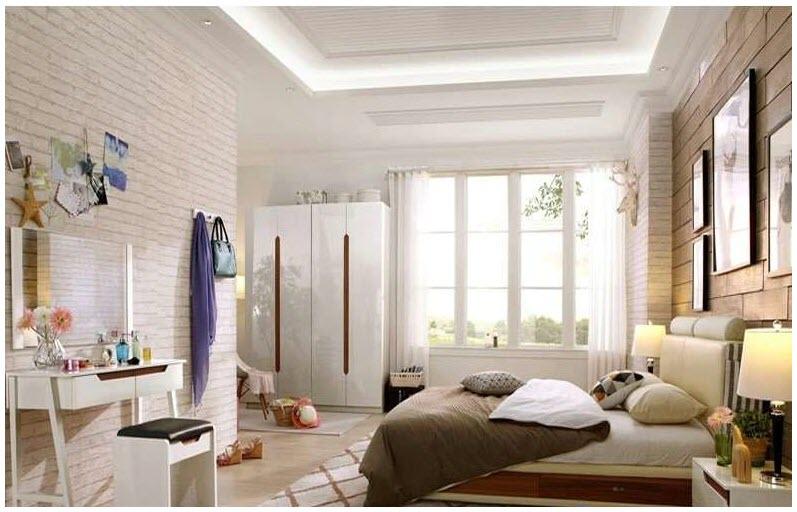 Hình ảnh mẫu phòng ngủ hiện đại