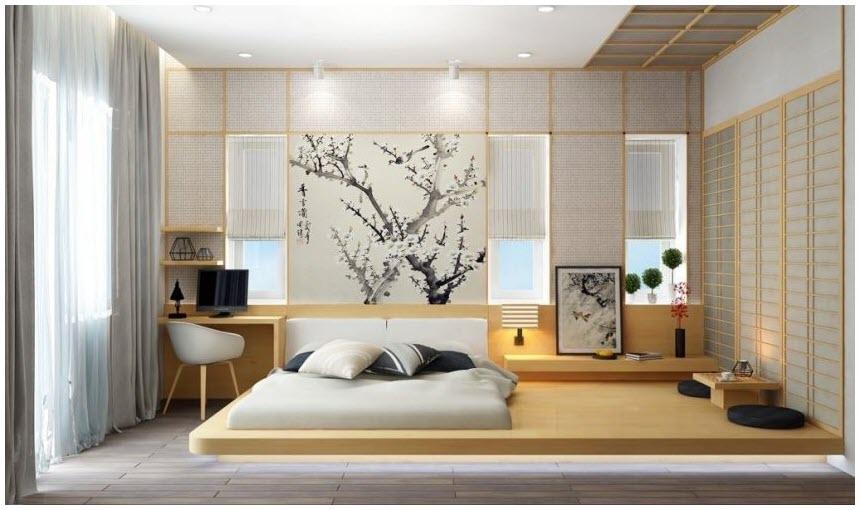 Hình ảnh phòng ngủ hiện đại