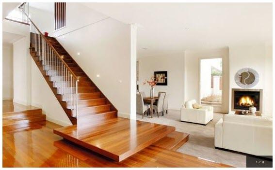 Hình mẫu cầu thang gỗ đẹp nhất cho ngôi nhà của bạn