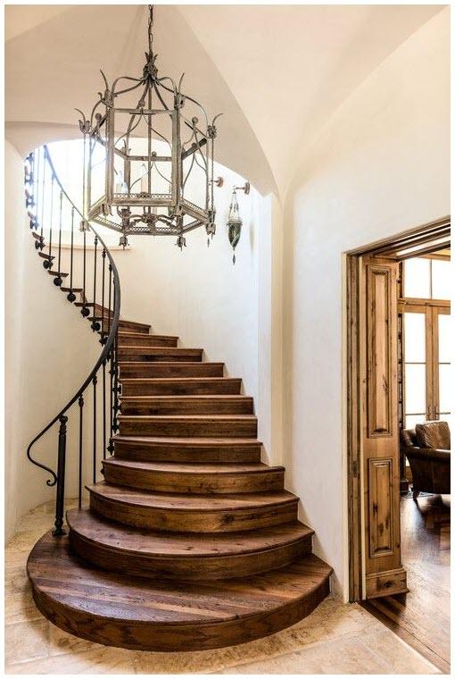 Hình mẫu cầu thang gỗ đẹp nhất