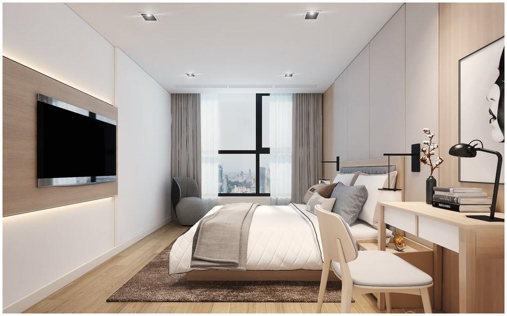 Hình mẫu phòng ngủ hiện đại đẹp nhất