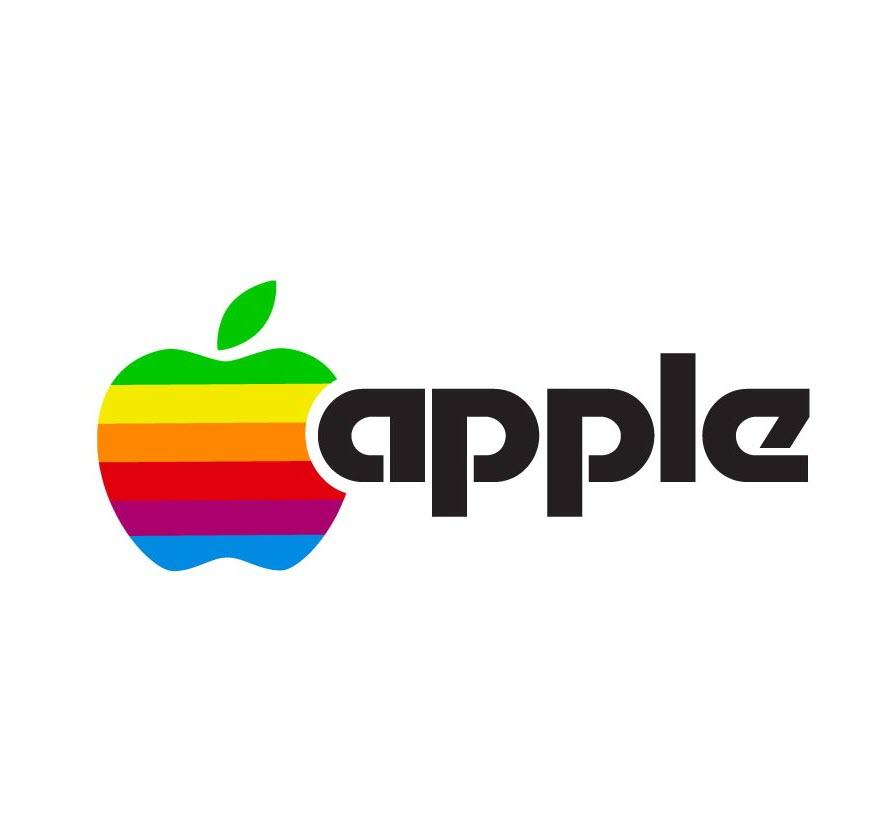 Logo apple lần 2