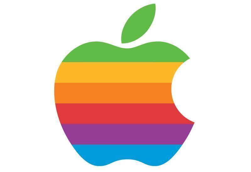 Logo apple lần 3