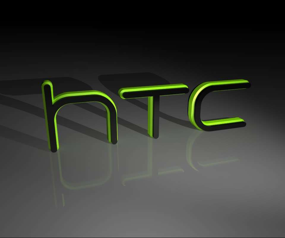 Logo htc 3D