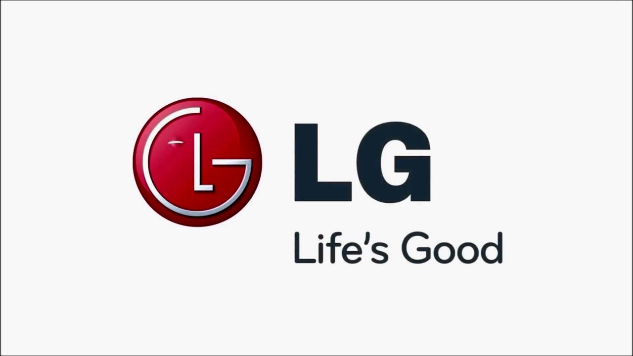 Logo lg kèm slogan