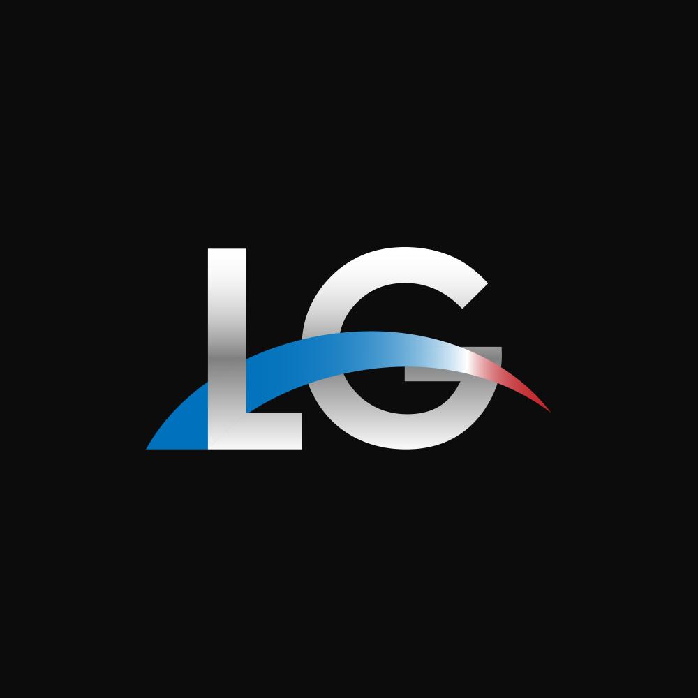Logo lg thiết kế đẹp