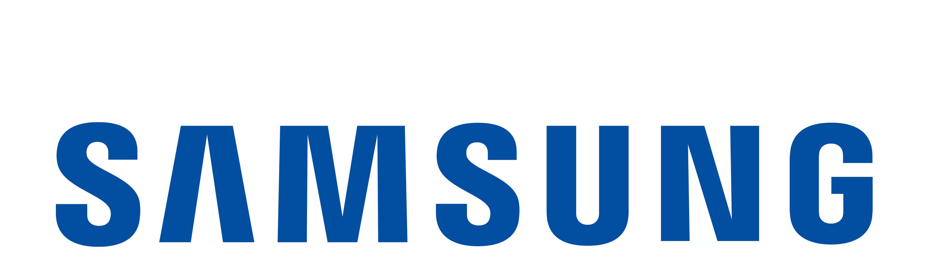 Logo samsung mới