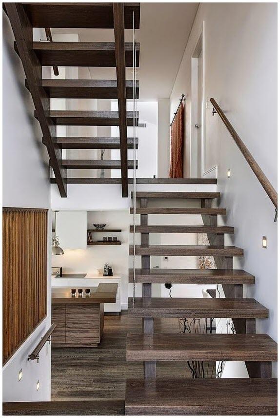 Mẫu cầu thang đơn giản đẹp