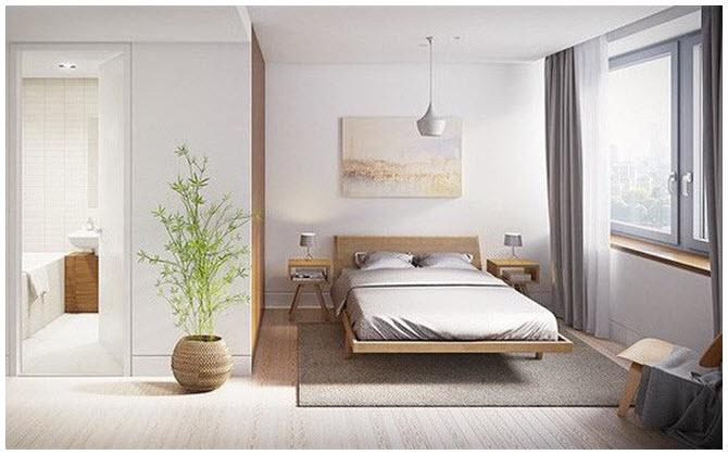 Mẫu phòng ngủ hiện đại đơn giản