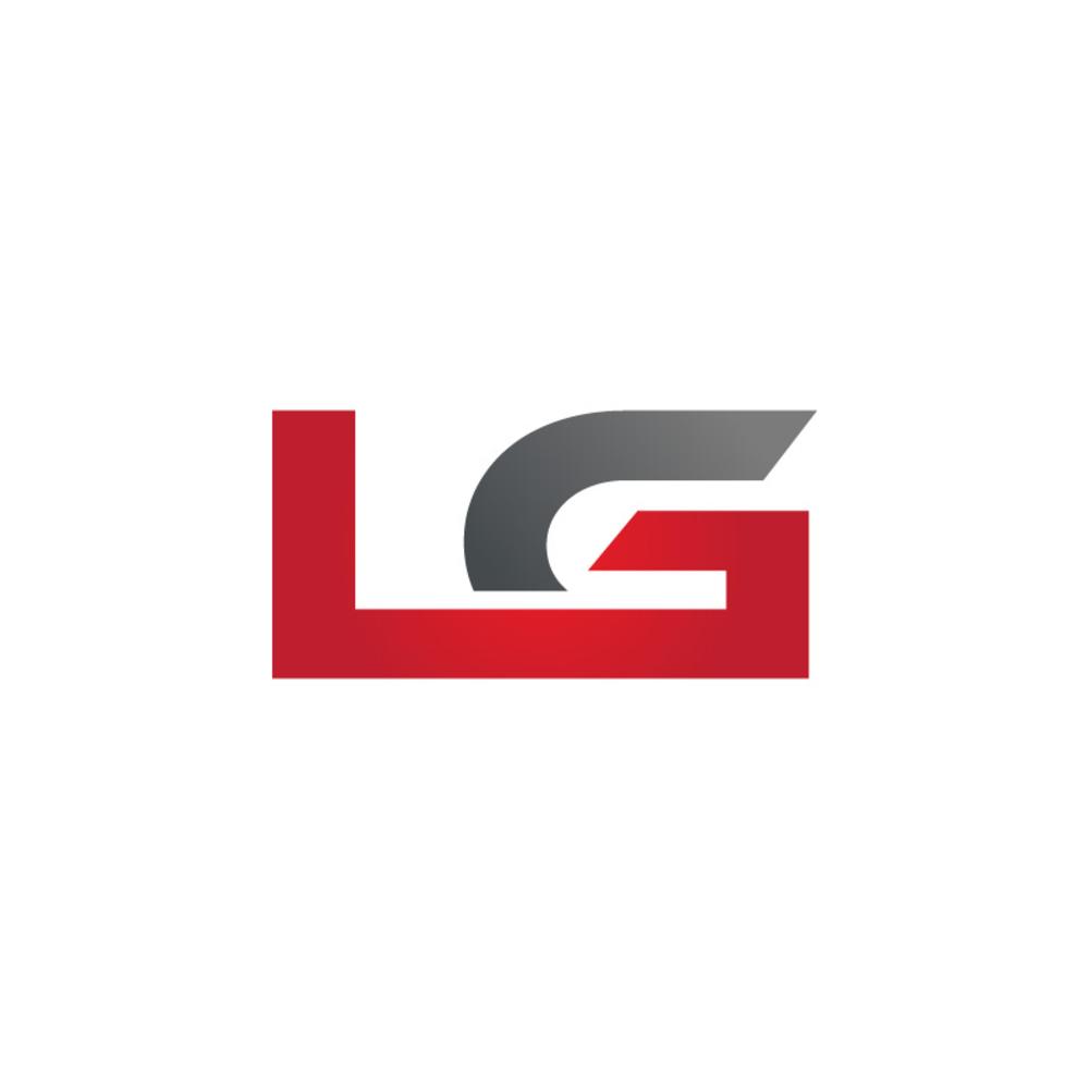 Mẫu thiết kế logo lg