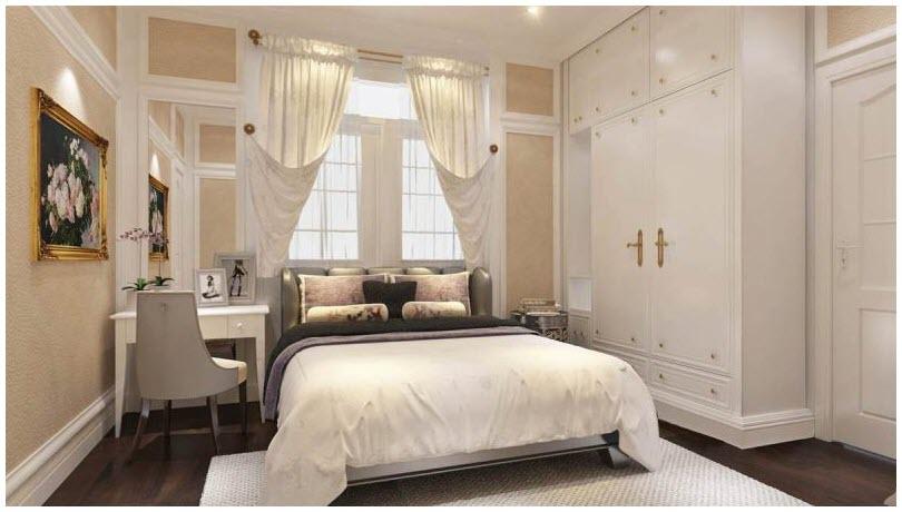Mẫu thiết kế phòng ngủ đẹp nhất