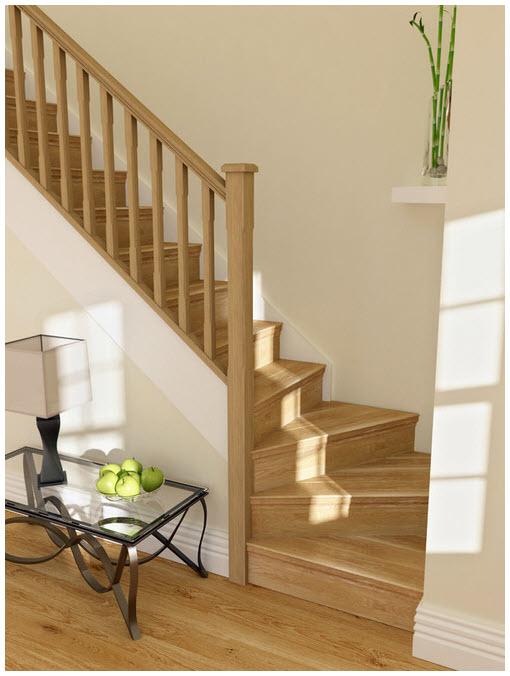 Những mẫu cầu thang gỗ đẹp nhất