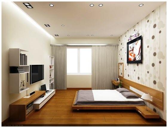 Những mẫu thiết kế phòng ngủ đẹp nhất