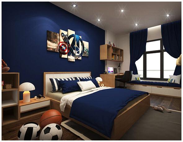 Phòng ngủ cực đẹp