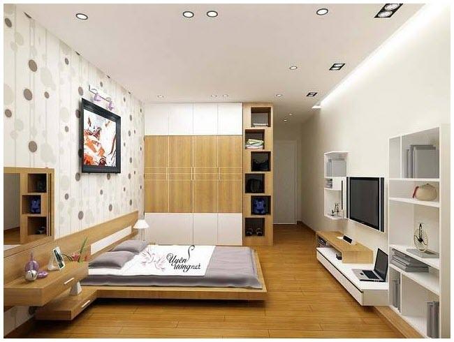 Phòng ngủ đẹp, ấn tượng