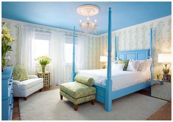 Phòng ngủ đẹp, độc đáo