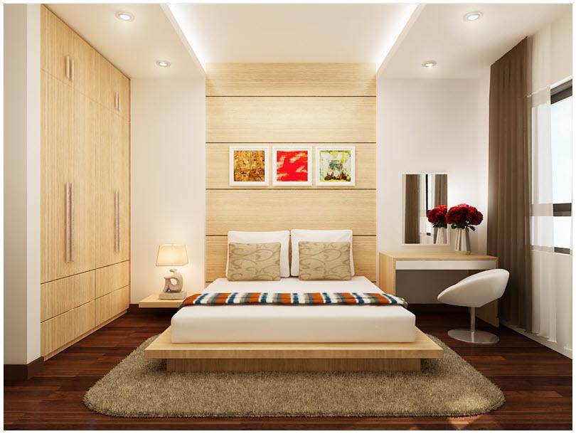 Phòng ngủ đẹp đơn giản (2)