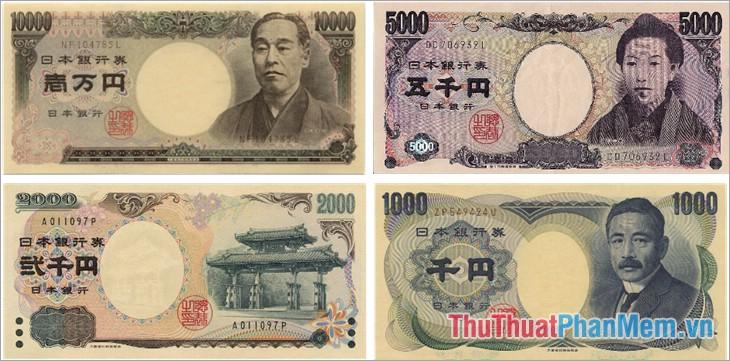 Tiền Yên giấy