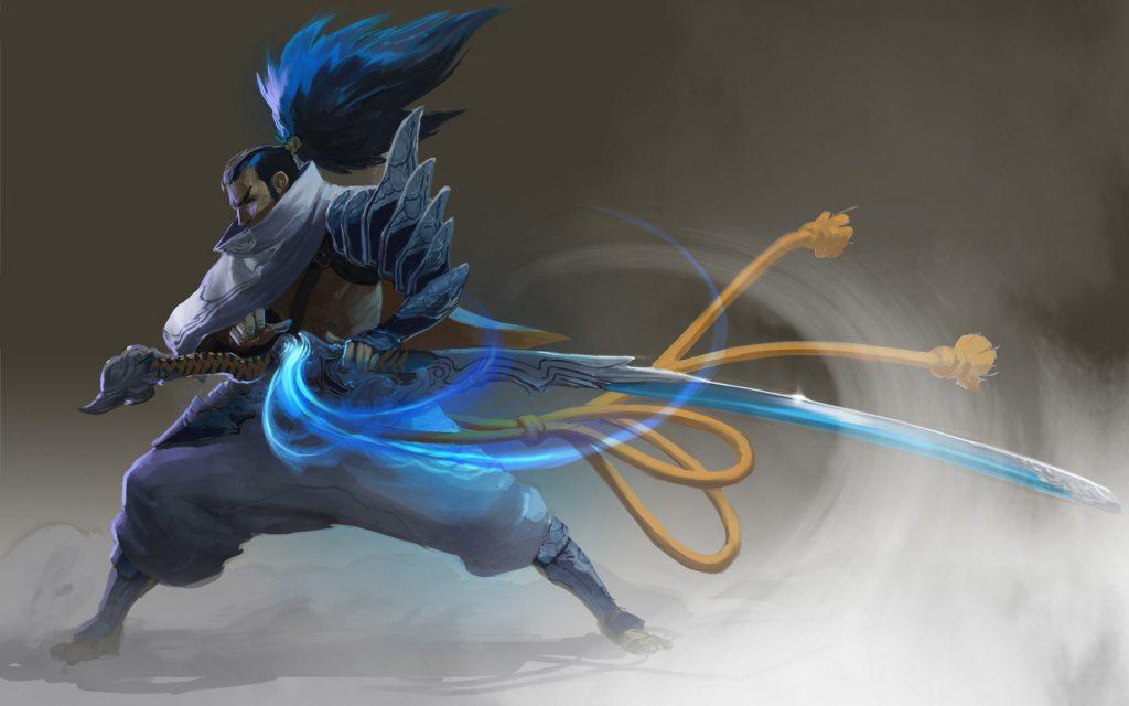 Hình ảnh đẹp và độc tướng yasuo