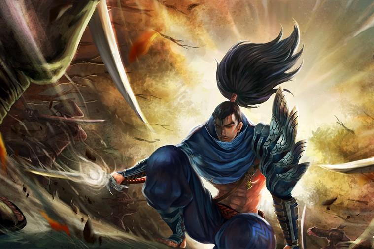 Hình ảnh tướng yasuo