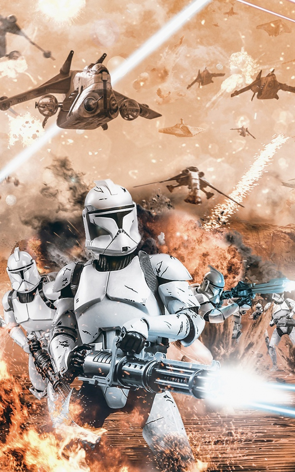 Hình nền star wars cho xiaomi